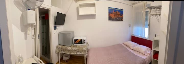 Habitación privada y baño privado en Cordoba WIFI