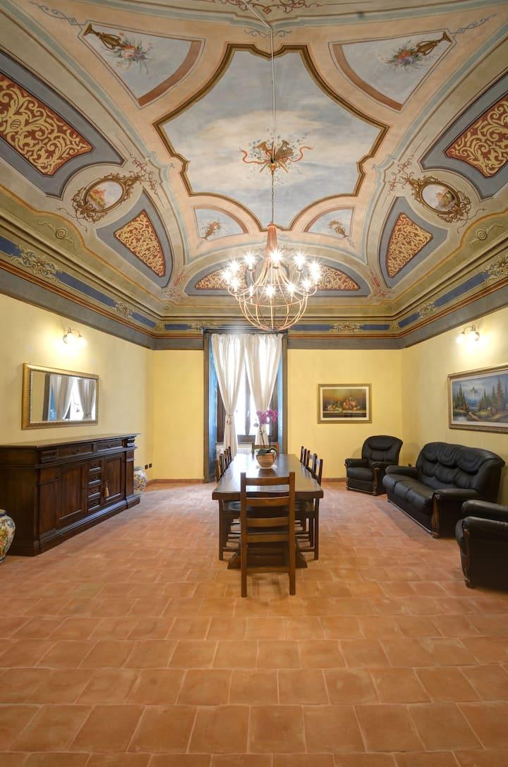 palazzo centro, alloggio grande lusso #9