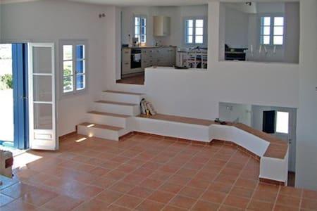 Cycladic Villa phantastic sea view - Milos - Villa