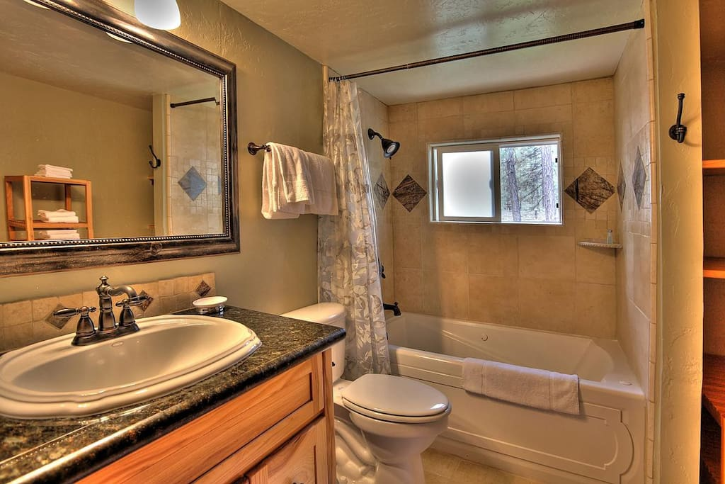 Beautiful remodeled bathrooms
