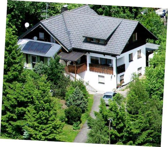 Wohlfühlzimmer im  Suedschwarzwald - Dachsberg - Hus