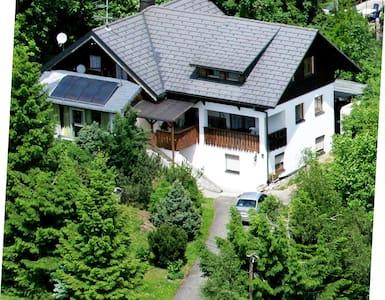 Wohlfühlzimmer im  Suedschwarzwald - House