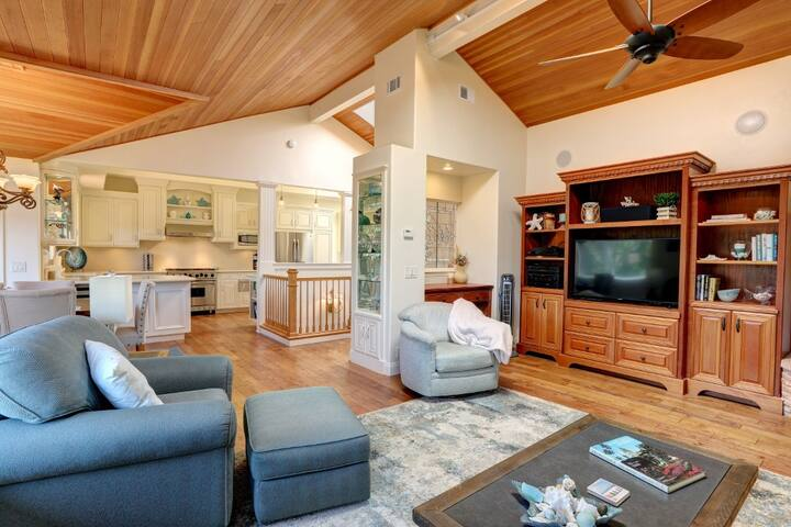 Bare Feet Retreat MONTHLY RENTAL Avila Beach