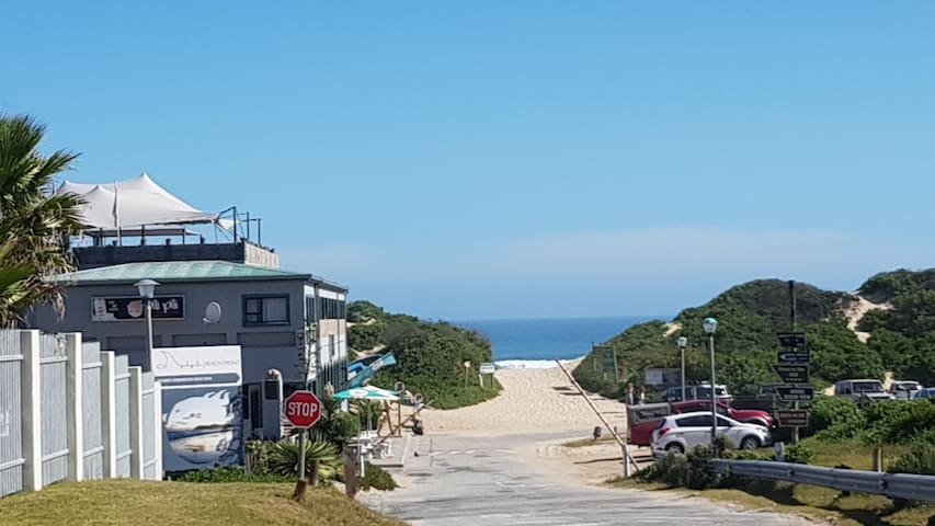 Shearwater on Sea Unit 129 - Myoli Beach Apartment