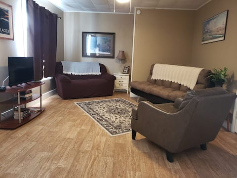 Dome Theater Apartment