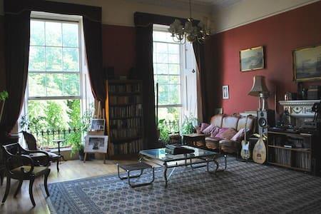 Characterful flat, Edinburgh centre - Edimburgo - Apartamento