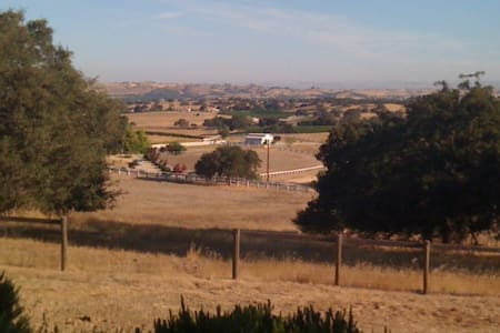 2 Bedroom Home on 16 Acres - Paso Robles