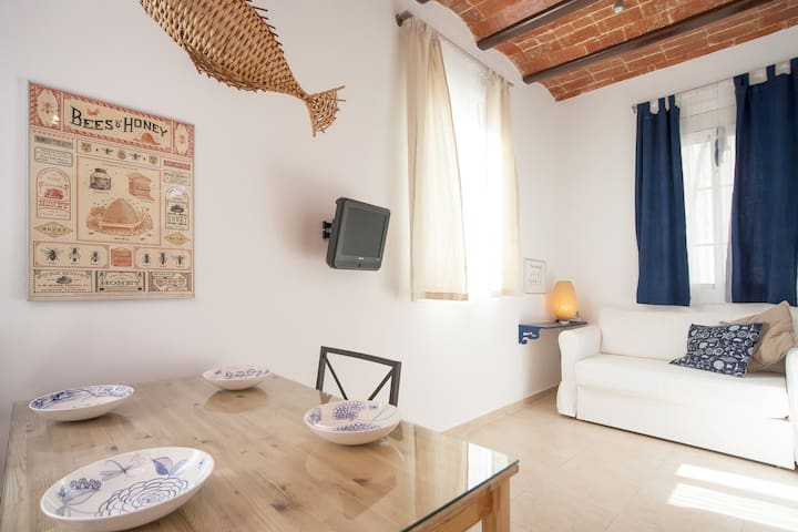 Close to Parc Güell and Metro - Barcelona - Leilighet