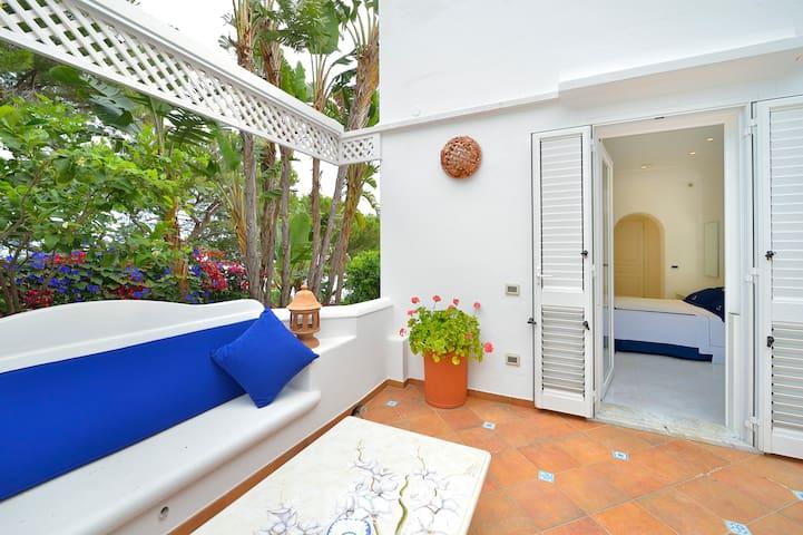 B&B Villa Marinella terrace
