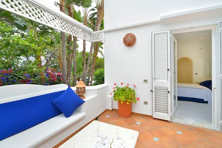 La camera Saracena / Room Saracena