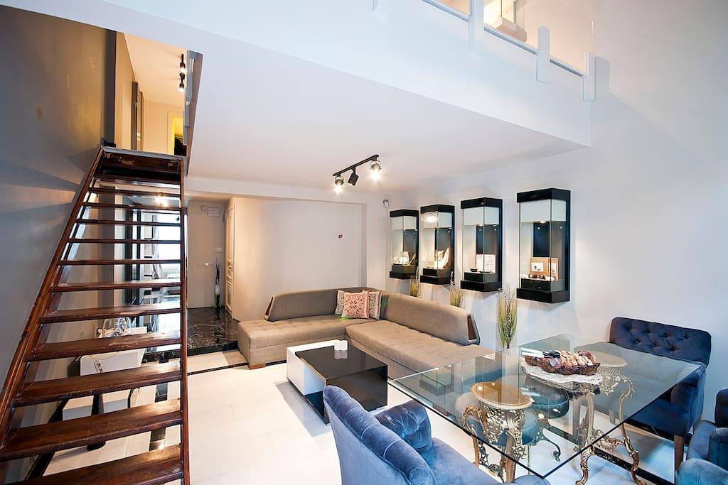 Elegantloft Amp Privategarden Bosphorus Apartments For Rent In Istanbul Turkey