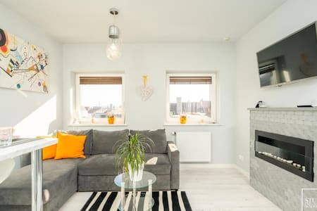 Apartament Modern w Wadowicach by Apart Service