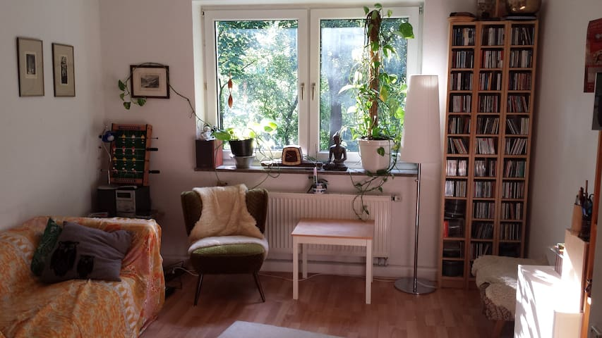 Cosy Appartment in central Cologne, close to FAIR - Colónia - Apartamento