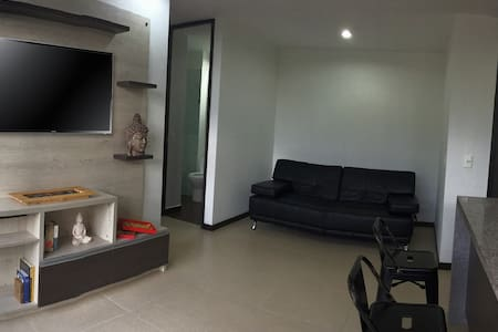 New Apartment, Great Location, Close to Nature - Medellín - Appartamento