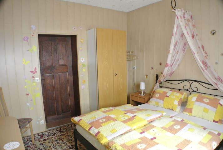 """Zimmer """"Morgensonne"""" im Kreativum (deu, en, ru)"""