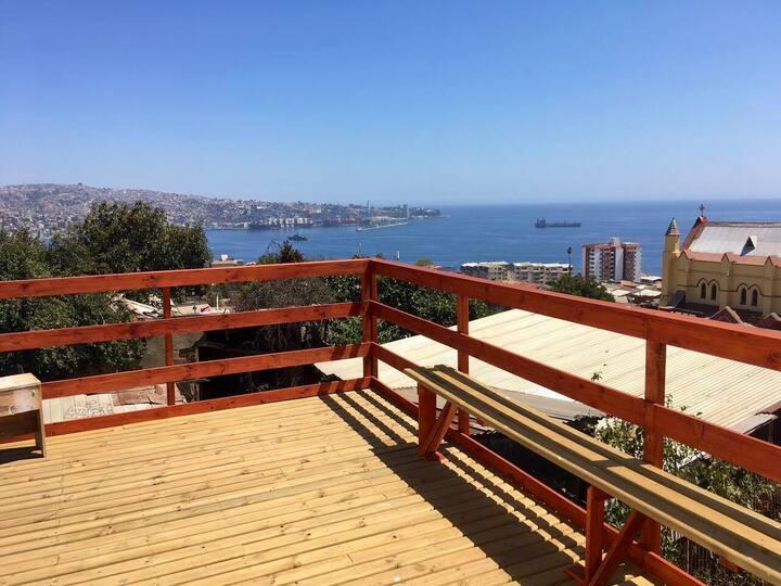 Habitación con Hermosa vista del puerto