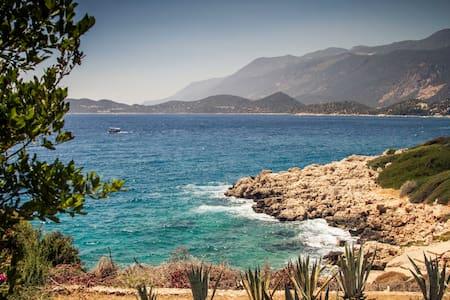 Derya Beach Villa - Kaş - Villa