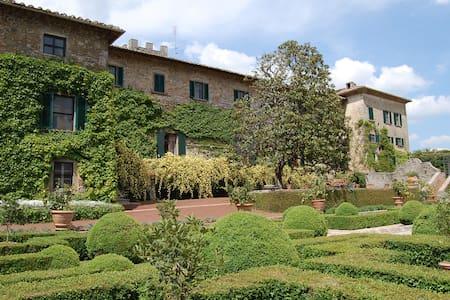 A magic place in Chianti - Gaiole in Chianti