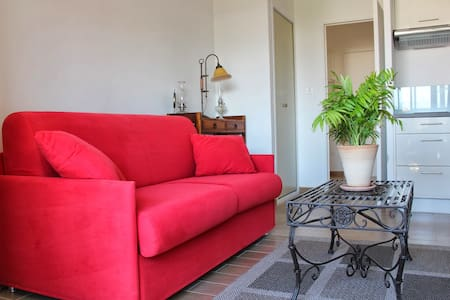 Vacation rental in South of France - Saint-Mandrier-sur-Mer - Leilighet