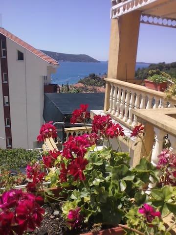 Люкс  с потрясающим видом на море