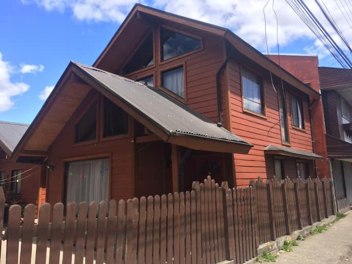Casa Entera en Centro de Villarrica