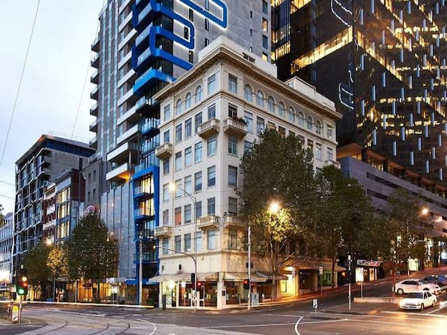 BOUTIQUE APTMNT IN HEART OF CITY - Melbourne - Appartamento