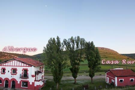 La Estacion del Río Lobos CASA   - Hontoria del Pinar