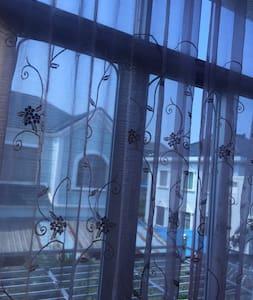 宁波慈溪杭州湾跨海大桥边上农家小院 - Ningbo Shi - House