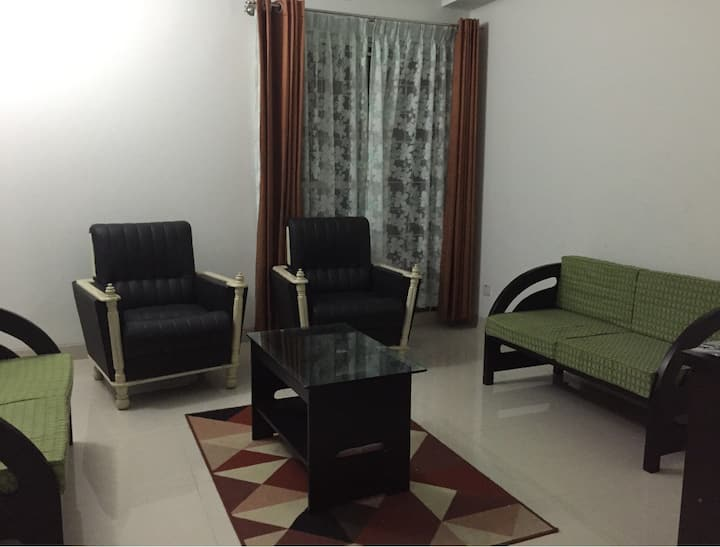 Furnished 3 bed apartment for Foreigners and NRB
