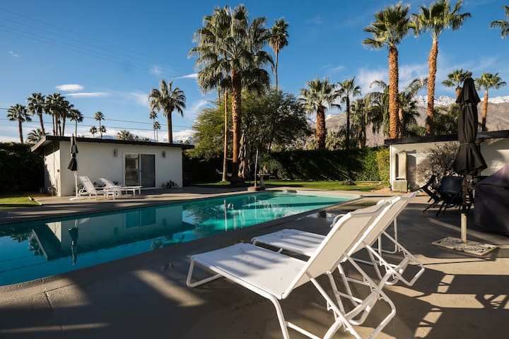 Paradise in Palm Springs – Casita - Palm Springs - Talo