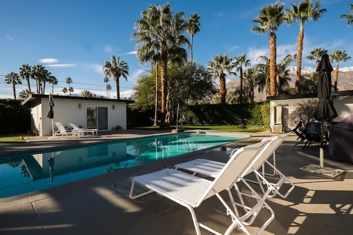 Paradise in Palm Springs – Casita