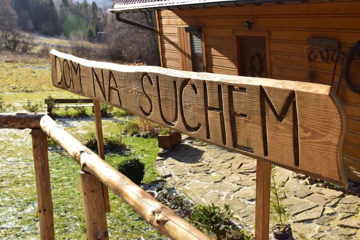 Dom z sauną