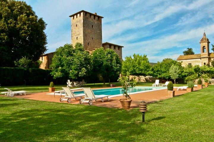Agriturismo at Poggiarello (I) - Sovicille - Hus