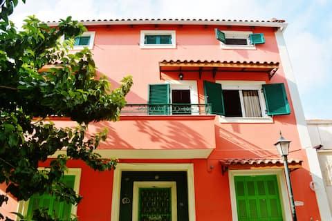 Ugo Foskolo House-Zakynthos Central