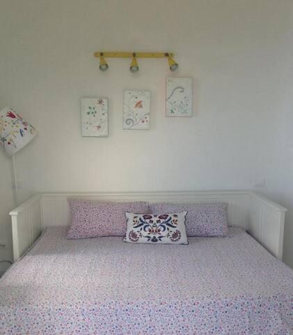 Camera matrimoniale con vista mare - Scala - Bed & Breakfast