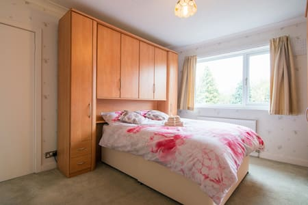 Holly's House - Back Bedroom - Timperley