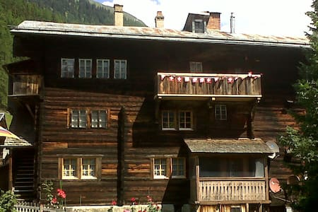 Swiss Chalet on slopes up to 10pax! - Chalet
