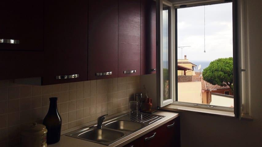 Appartamento con vista sul mare - Parghelia - Huoneisto