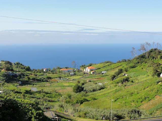 Madeira Island Holidays - Santana - Casa
