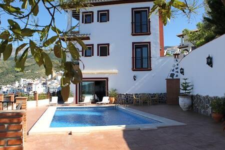 Villa La Posada - Canillas de Albaida - Villa