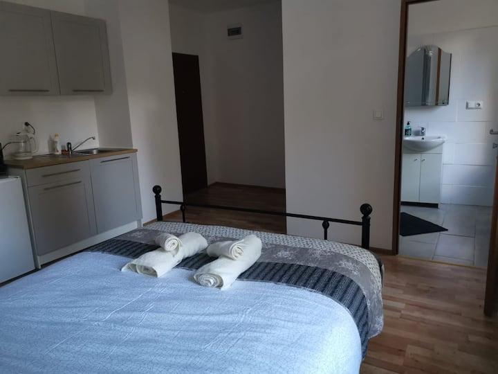 Ruhige Einzimmerwohnung in Görlitz