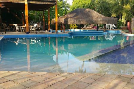 Hotel penha Um paraíso em Vera Cruz - Vera Cruz bahia
