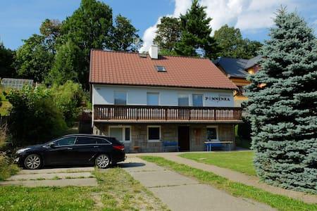 Pomněnka - family pension - Lipová-lázně 571 - Penzion (B&B)