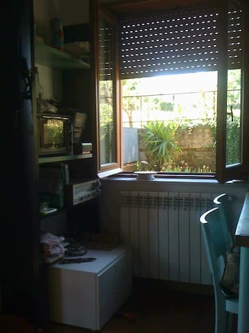 App.to in villa quadrifamiliare - San Cesareo - Lägenhet