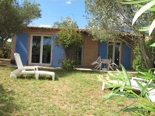 LOCATION,PROVENCE,JARDIN,PARKING - Lorgues - Apartamento