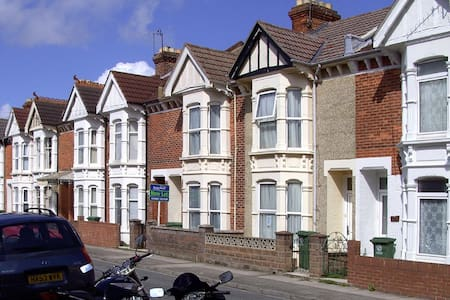 2 Double Rooms Available  - Portsmouth