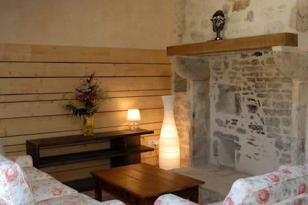 Maison de charme en Auvergne  - Bellenaves - Ház