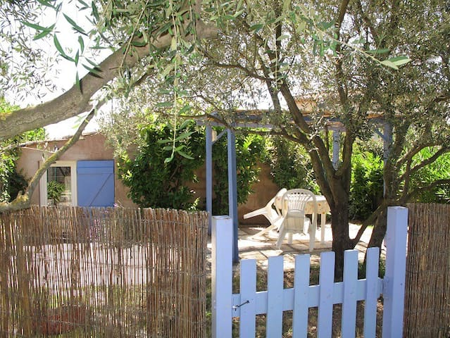LOCATION 2 PEOPLE,JARDIN,PROVENCE - Lorgues - Apartamento