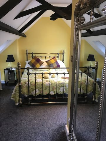 Loft room named Crows Nest  In Dovetree house