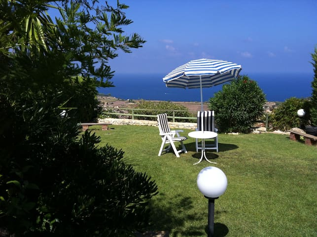 SCOPELLO  DEPENDANCE  VISTA MARE - castellammare del golfo tp - Appartement